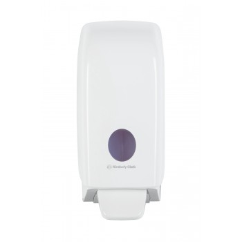 Scott Aquarius Skin Care Dispenser - White